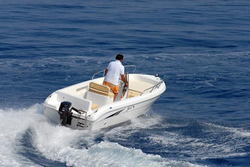 Imbarcazione Protetta